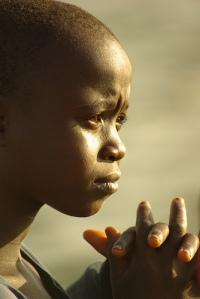 menino africano