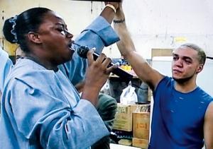 Preso em 2008, o cantor Belo, era presença certa  nos cultos na cadeia
