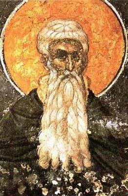 Santo Arsênio - o Grande